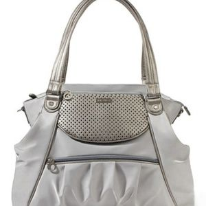 Skip Hop Pewter Diaper Bag - New with tags
